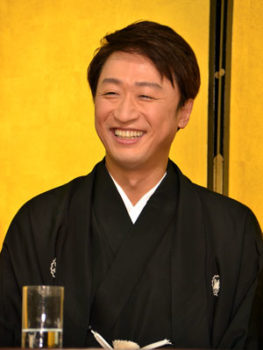 喜多村緑郎に子供はいる?妻の貴城けいについて